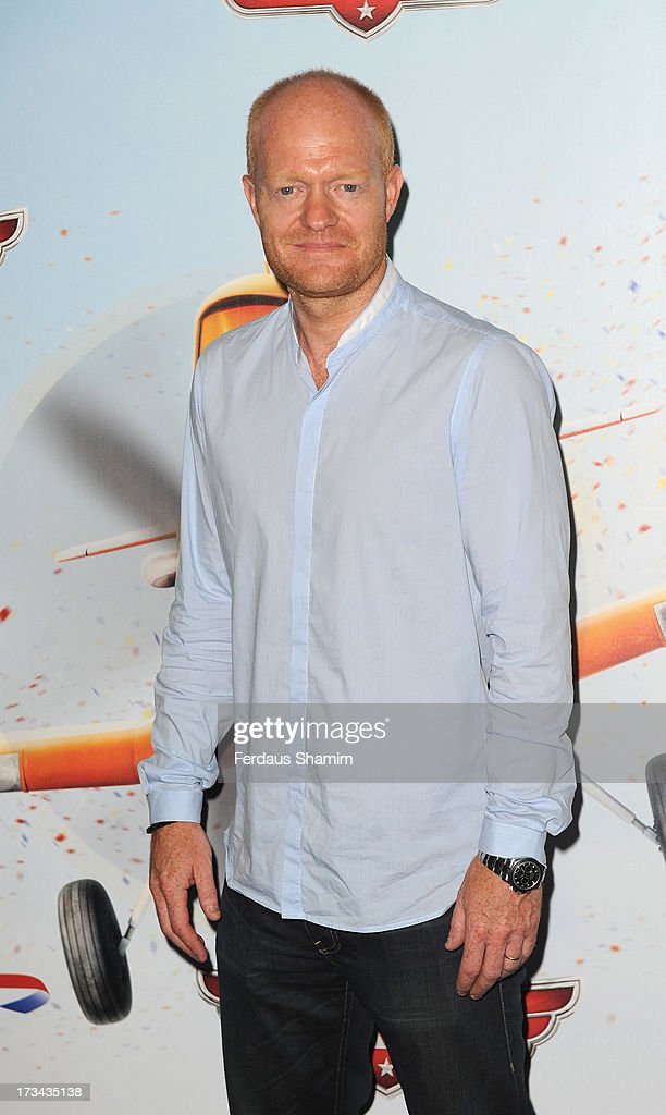 <a gi-track='captionPersonalityLinkClicked' href=/galleries/search?phrase=Jake+Wood+-+British+Actor&family=editorial&specificpeople=15203702 ng-click='$event.stopPropagation()'>Jake Wood</a> attends a special screening of Disney's 'Planes' at Odeon Leicester Square on July 14, 2013 in London, England.