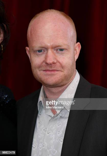 Jake Wood attends 'An Audience With Michael Buble' at The London Studios on May 3 2010 in London England