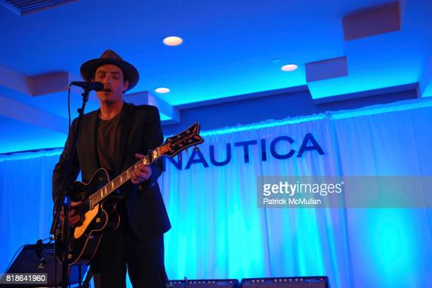 Jakob Dylan attends GQ World Oceans Day Party at Sunset Tower Hotel on June 8 2010 in West Hollywood California