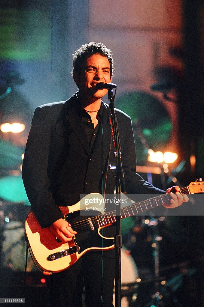 Jakob Dylan during 1998 MTV Movie Awards in Los Angeles, California, United States.