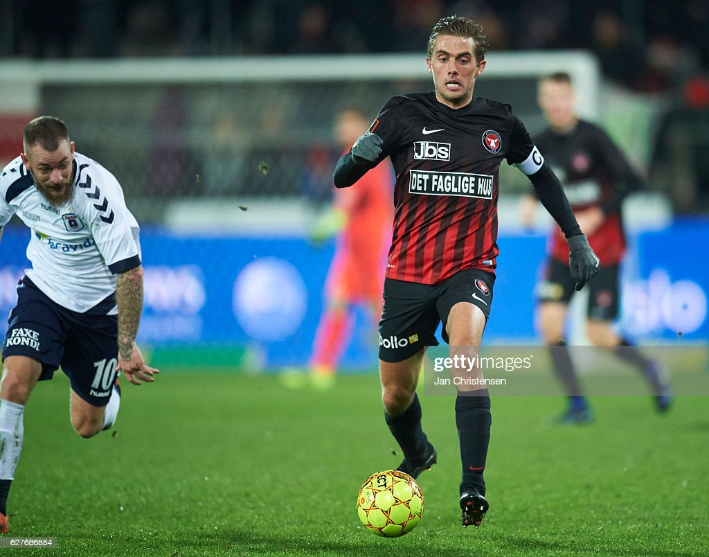 FC Midtjylland v AGF Arhus - Danish Alka Superliga