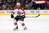 Jakub Kindl of the Florida Panthers skates against the Colorado Avalanche at Pepsi Center on March 3 2016 in Denver Colorado The Avalanche defeated...