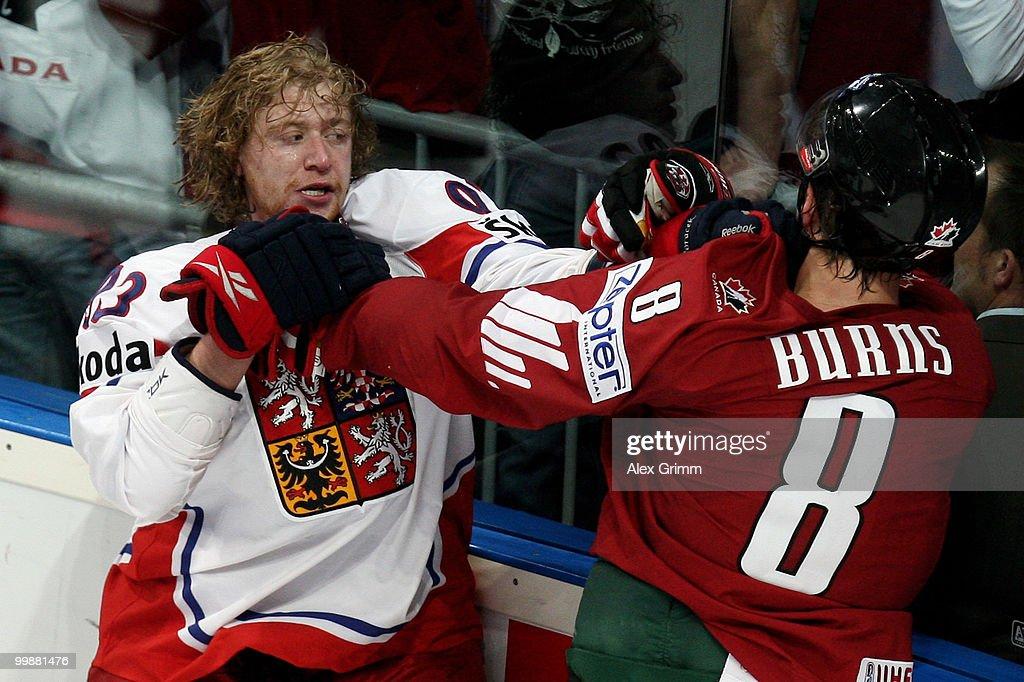 Canada v Czech Republic - 2010 IIHF World Championship