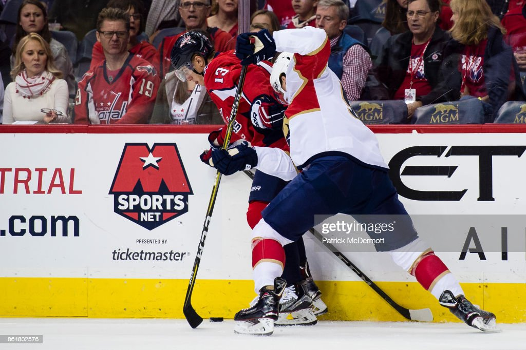 Florida Panthers v Washington Capitals