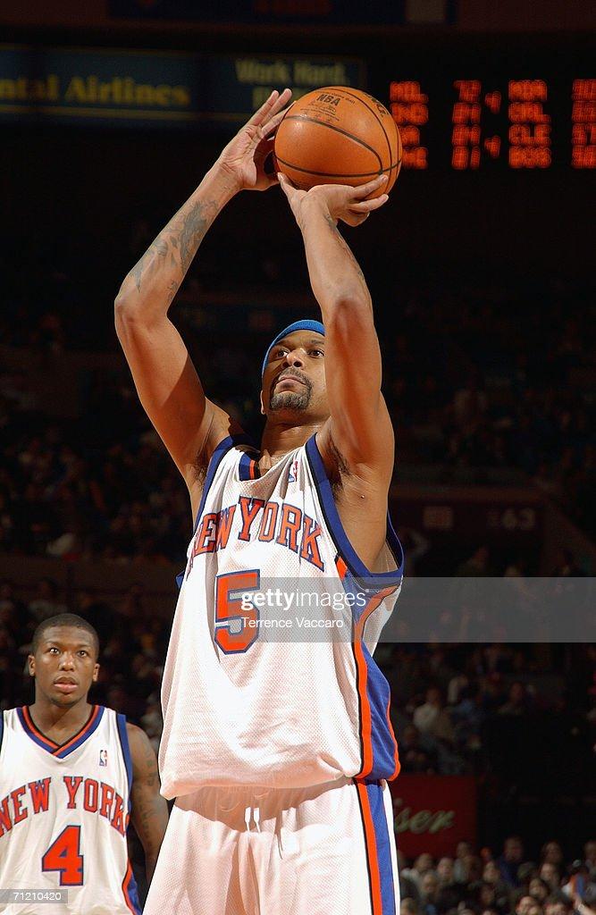 Jalen Rose Knicks