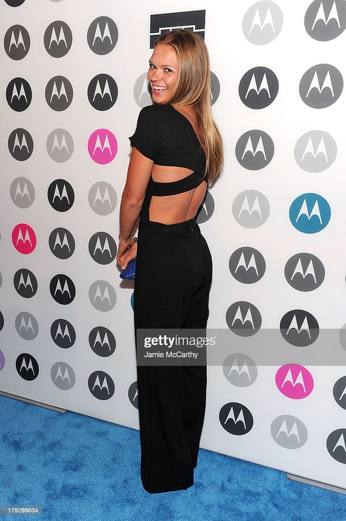 Jam Murphy attends Moto X Launch Event on August 1, 2013 in New York City.
