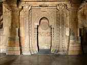 Jama Masijd mosque is the most splendid mosque of Ahmedabad city in India