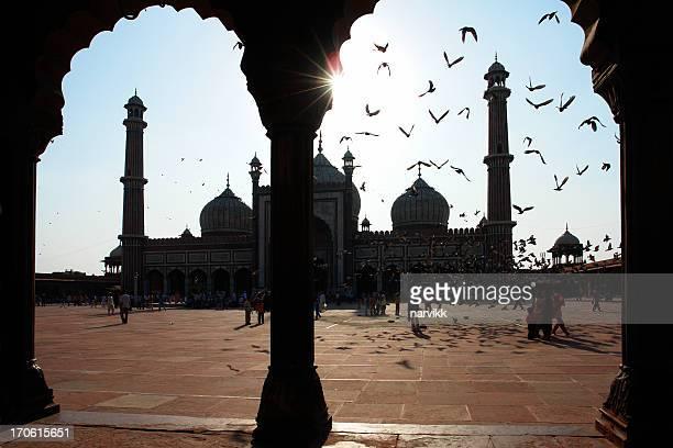 Jama Masjid, Delhi, Inde