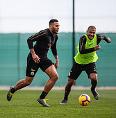 ESP: Newcastle United Warm Weather Training Session