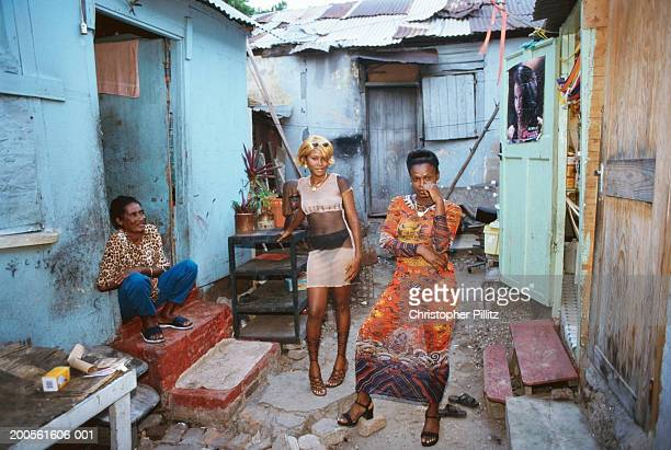 Jamaica Poverty Stock Photos And Pictures Getty Images