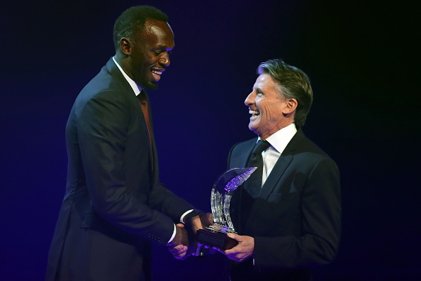 SPORT-ATHLETIC-GALA-IAAF-MONACO-AWARDS : News Photo
