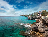 """""""Coast at Negril - popular tourist destination,  Jamaica, See my other photos from Jamaica:"""""""