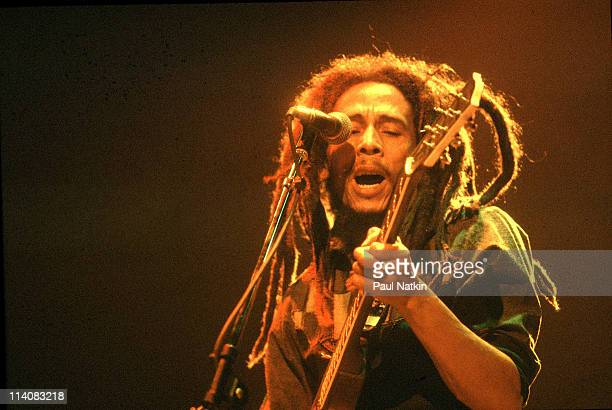 Bob Marley on 5/27/78 in Chicago Il