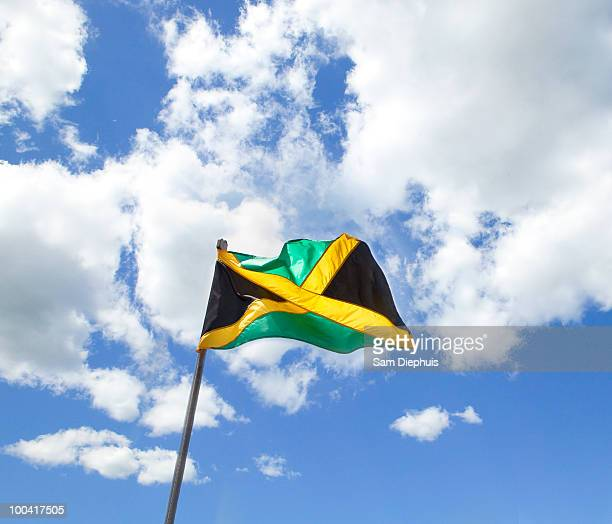 Jamaican National Flag