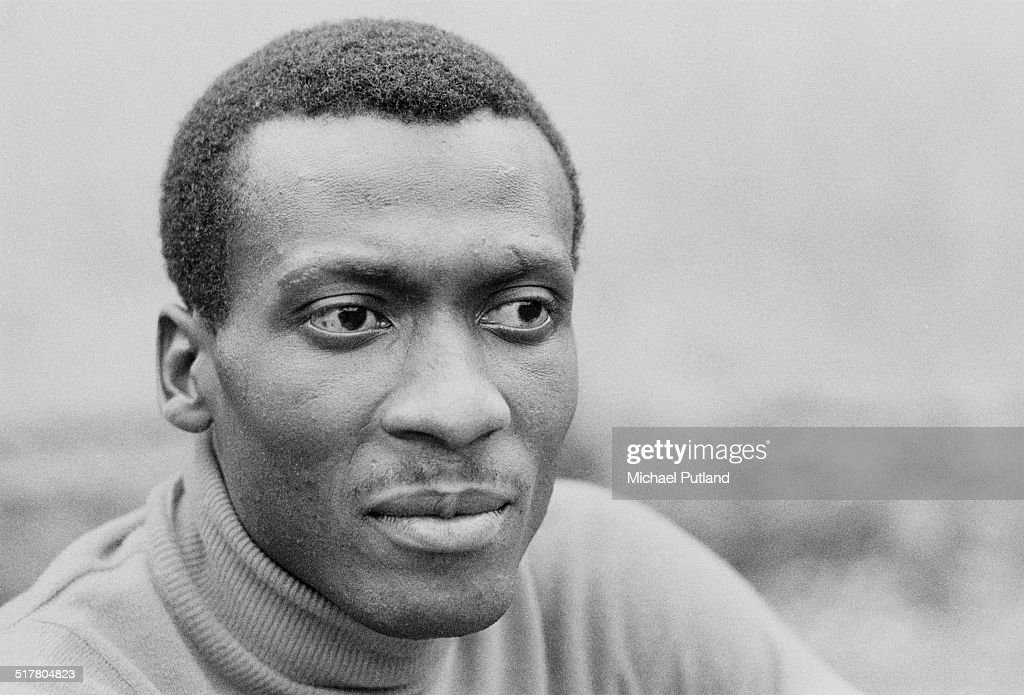 Jamaican reggae musician Jimmy Cliff London 9th May 1974