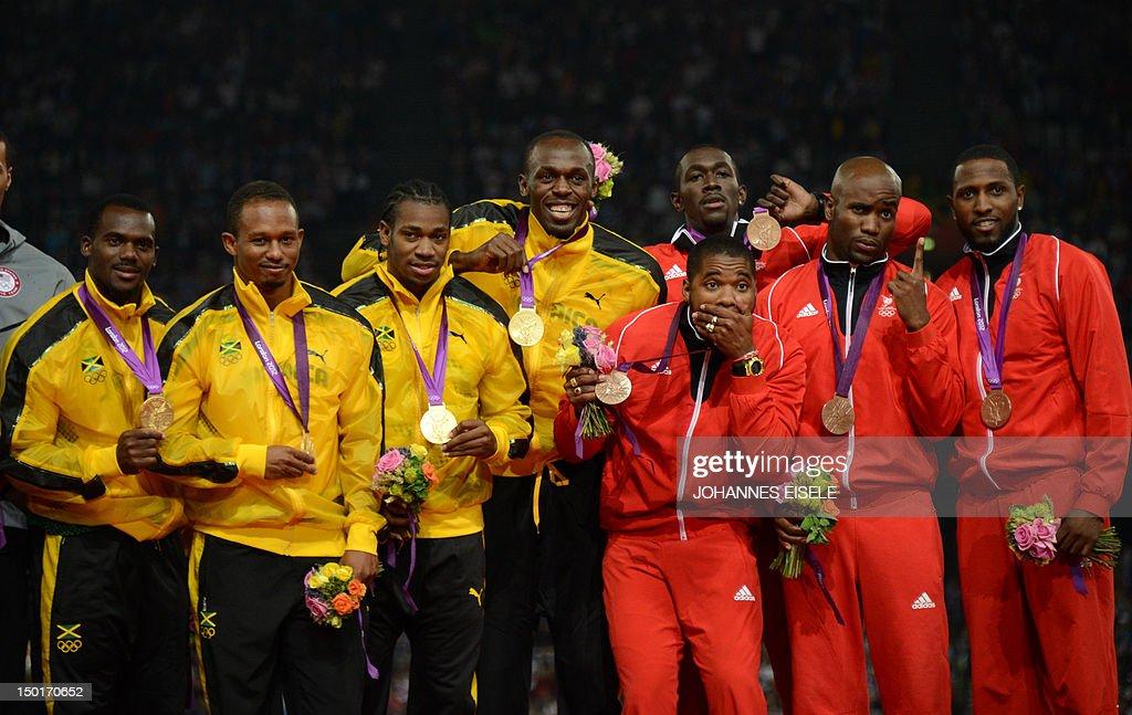 Jamaica's gold ...