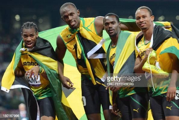 Jamaica's Yohan...