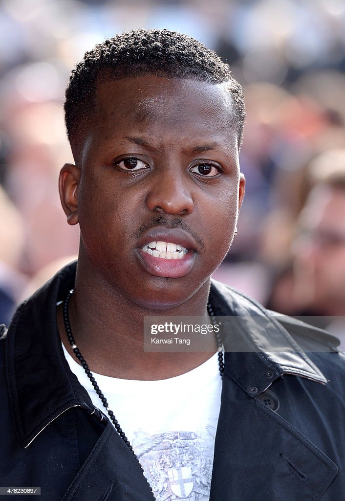 Jamal Edwards attends the Prince's Trust & Samsung Celebrate Success awards at Odeon Leicester Square on March 12, 2014 in London, England.