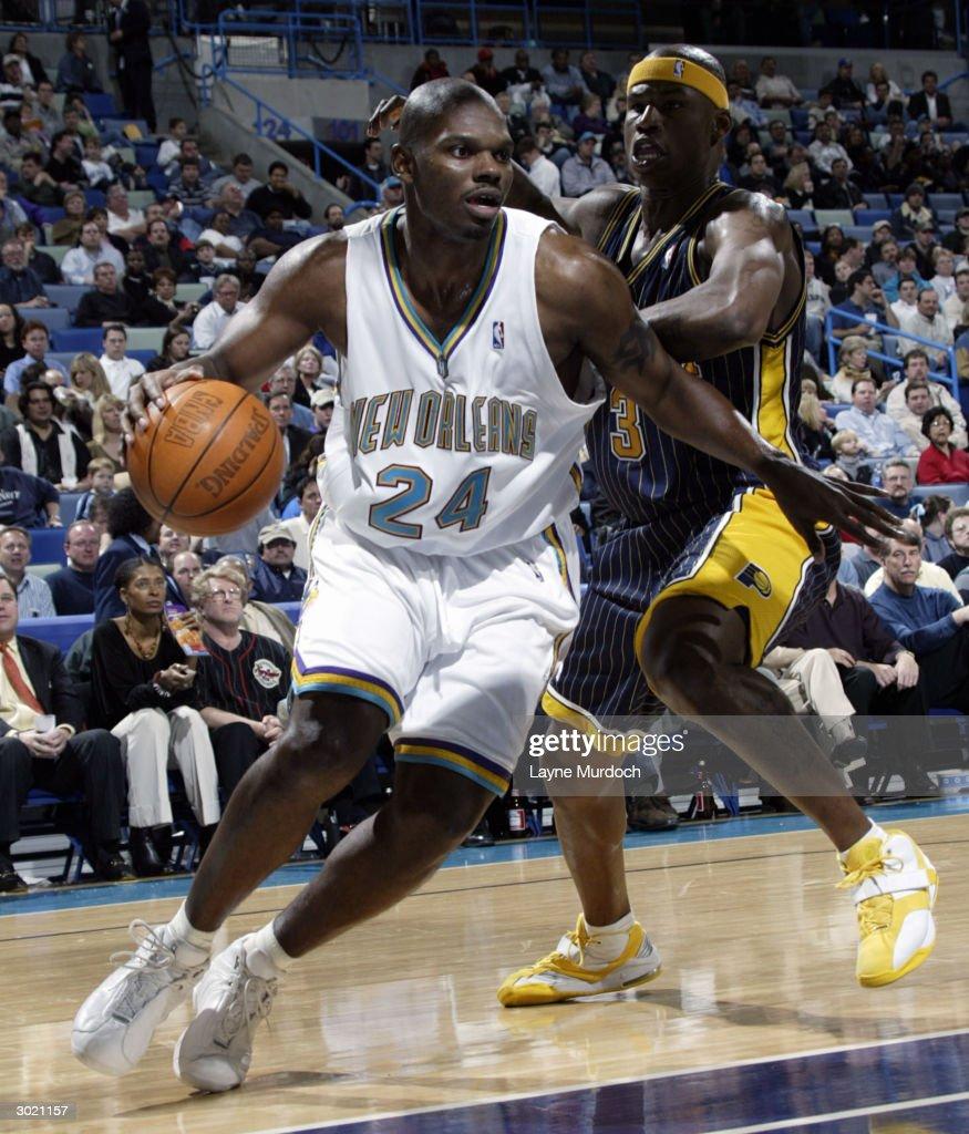 s et images de Indiana Pacers v New Orleans Hornets