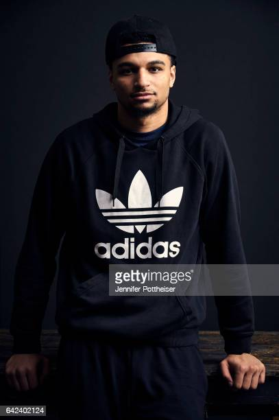 Jamal Murray of the Denver Nuggets poses for portraits during the NBAE Circuit as part of 2017 AllStar Weekend at the RitzCarlton Hotel on February...