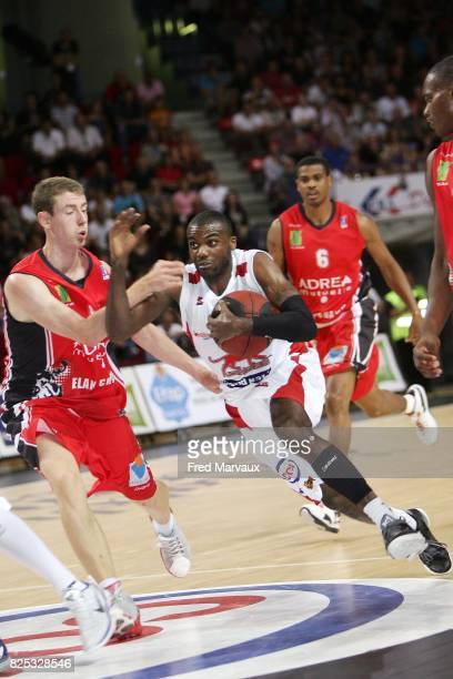 Jamal SHULER Nancy / Chalon sur Saone Match des champions