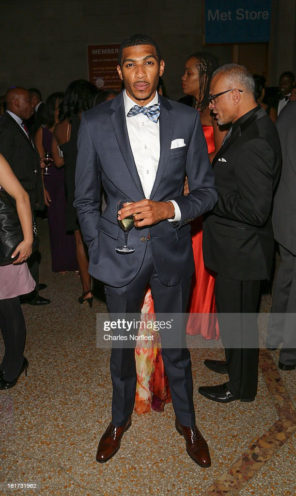 Jamar Bogan attends 2013 Multicultural Gala: An Evening Of Many Cultures at Metropolitan Museum of Art on September 23, 2013 in New York City.