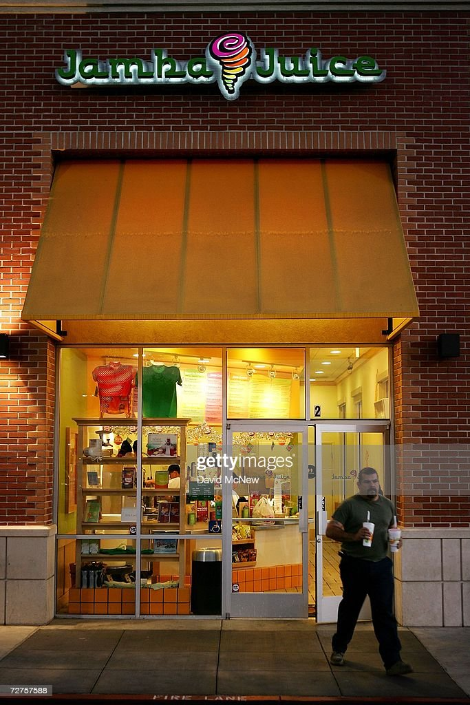 A Jamba Juice outlet keeps its doors open following a warning to consumers this week that from November 25 to December 1, a potentially deadly bacterium may have contaminated smoothies containing strawberries in Arizona, southern Nevada, and southern California December 6, 2006 in Glendale, California. The warning was issued after Jamba supplier Cleugh's Frozen Foods reported that frozen strawberries from one of its facilities was contaminated with Listeria monocytogenes. At particular risk of listeriosis are pregnant women, who can suffer stillbirths and miscarriages, senior citizens, newborns, and people with compromised immune systems. The San Francisco-based Jamba said it had not received any confirmed reports of illness.