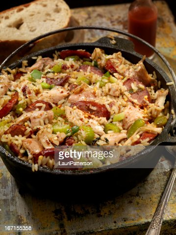 Jambalaya Stock Photos...