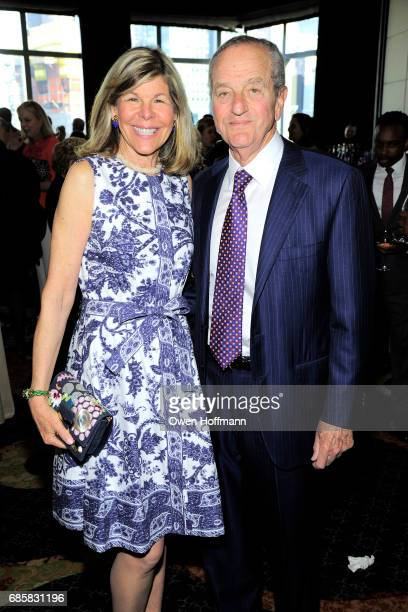 Jamee Gregory and Peter Gregory attend The Boys' Club of New York Annual Awards Dinner at Mandarin Oriental on May 17 2017 in New York City