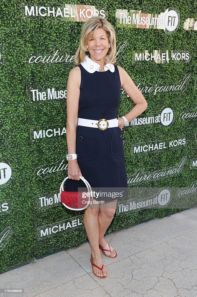 Jamee Gregory attends The Couture Council of The Museum at the Fashion Institute of Technology hosted luncheon honoring Michael Kors with the 2013 Couture Council Award on September 4, 2013 in New York City.