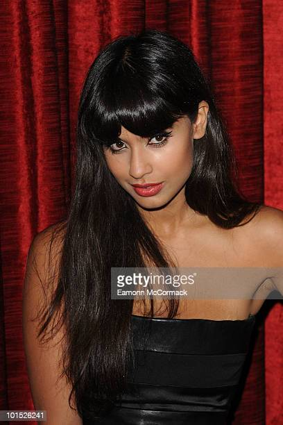 Jameela Jamil attends dinner honouring Esquire Magazine 75 Brilliant young Brits on June 1 2010 in London England