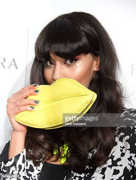 Jameela Jamil attends Glamour Women of the Year Awards 2013 at Berkeley Square Gardens on June 4 2013 in London England