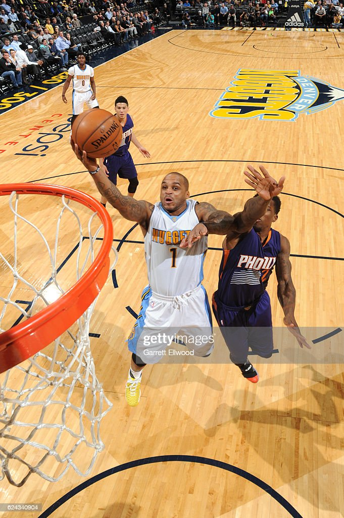 Phoenix Suns v Denver Nuggets