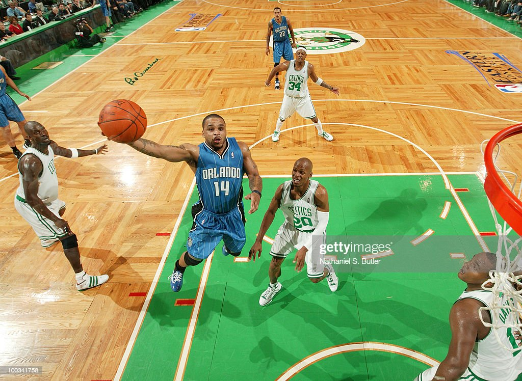 Orlando Magic v Boston Celtics , Game 3