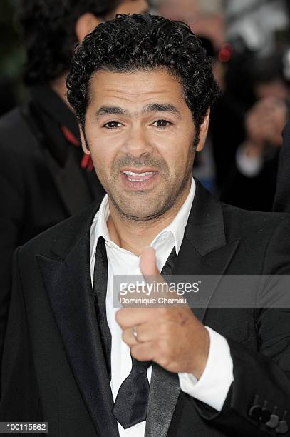 Jamel Debbouze attends the 'Outside the Law' Premiere at the Palais des Festivals during the 63rd Annual International Cannes Film Festival on May 21...