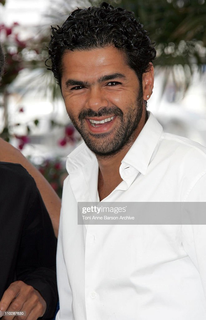 <a gi-track='captionPersonalityLinkClicked' href=/galleries/search?phrase=Jamel+Debbouze&family=editorial&specificpeople=606837 ng-click='$event.stopPropagation()'>Jamel Debbouze</a> during 2006 Cannes Film Festival - 'Indigenes' - Photocall at Palais des Festival in Cannes, France.