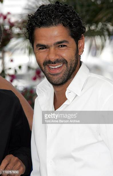 Jamel Debbouze during 2006 Cannes Film Festival 'Indigenes' Photocall at Palais des Festival in Cannes France