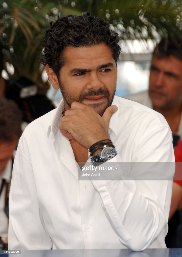 Jamel Debbouze during 2006 Cannes Film Festival - 'Indigenes' - Photocall at Palais des Festival in Cannes, France.