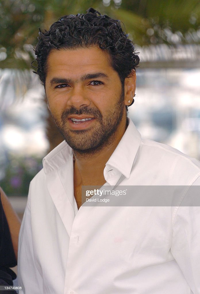 <a gi-track='captionPersonalityLinkClicked' href=/galleries/search?phrase=Jamel+Debbouze&family=editorial&specificpeople=606837 ng-click='$event.stopPropagation()'>Jamel Debbouze</a> during 2006 Cannes Film Festival - 'Indigenes' Photocall at Palais des Festival in Cannes, France.