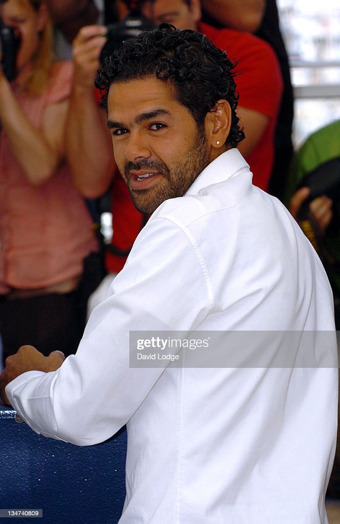 Jamel Debbouze during 2006 Cannes Film Festival - 'Indigenes' Photocall at Palais des Festival in Cannes, France.