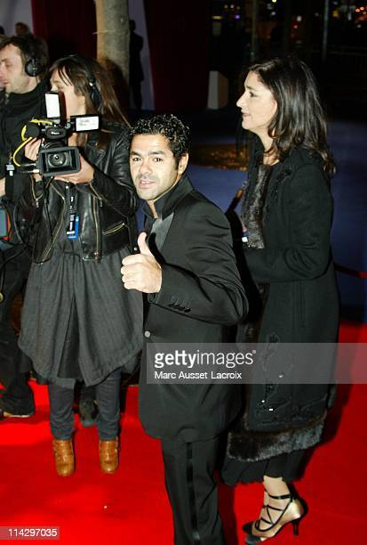 Jamel Debbouze during 32nd Cesar Awards Ceremony Arrivals at Theatre du Chatelet in Paris France