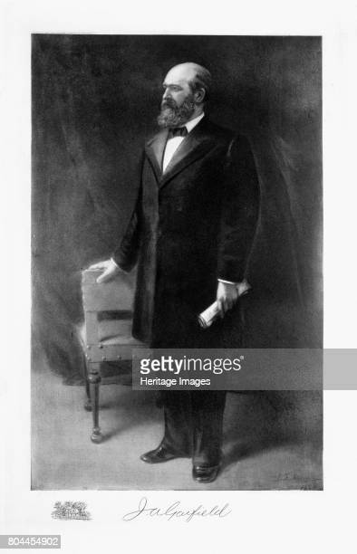 James A Garfield 20th President of the United States of America Garfield was the second US president to be assassinated He was shot and severely...