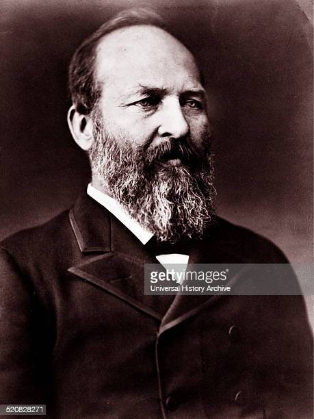 James A Garfield Garfield served as the 20th President of the United States after completing nine consecutive terms in the US House of Representatives