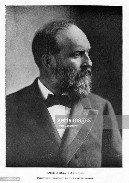 James Abram Garfield 20th President of the United States c1881 Garfield was the second US president to be assassinated He was shot and severely...