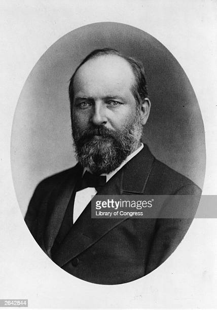 James Abram Garfield 20th President of the United States