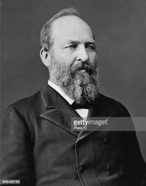 James Abram Garfield served as the 20th President of the United States after completing nine consecutive terms in the US House of Representatives