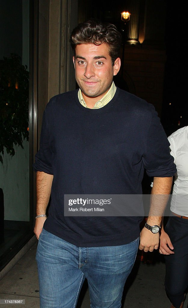 <a gi-track='captionPersonalityLinkClicked' href=/galleries/search?phrase=James+Argent&family=editorial&specificpeople=7307159 ng-click='$event.stopPropagation()'>James Argent</a> at Mahiki night club on July 24, 2013 in London, England.