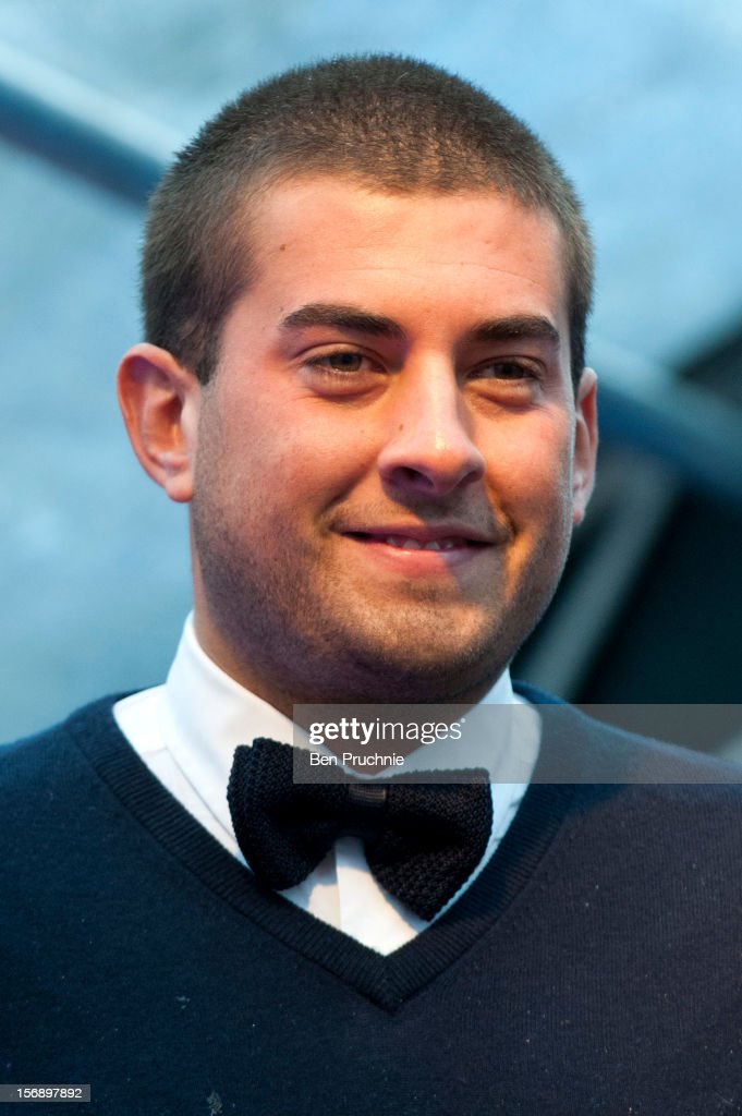<a gi-track='captionPersonalityLinkClicked' href=/galleries/search?phrase=James+Argent&family=editorial&specificpeople=7307159 ng-click='$event.stopPropagation()'>James Argent</a> attends the American Express Shop West end VIP Day on November 24, 2012 in London, England.