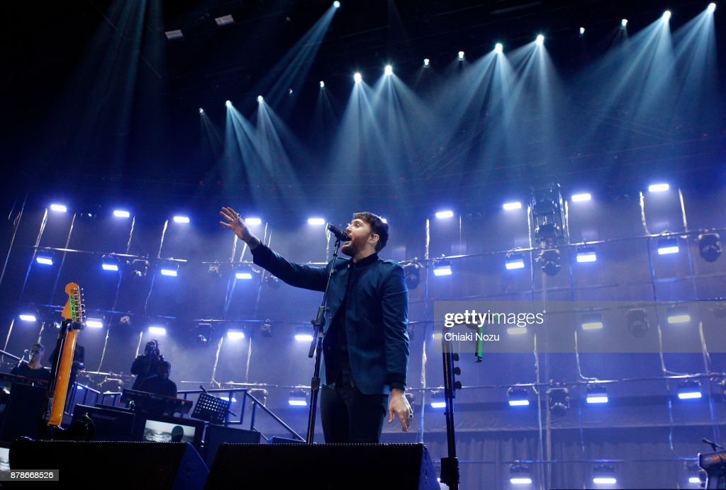 James Arthur Performs At The SSE Arena Wembley