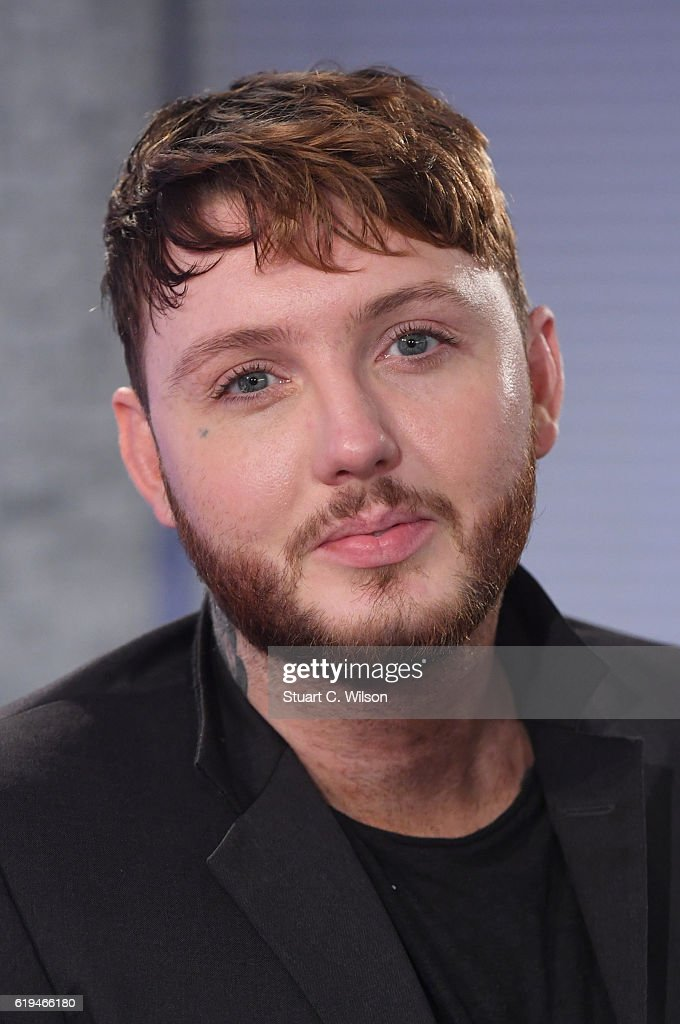 James Arthur takes part in the BUILD Series